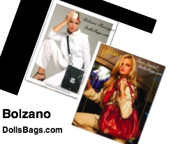 Bolzano Handbags at DollsBags.com
